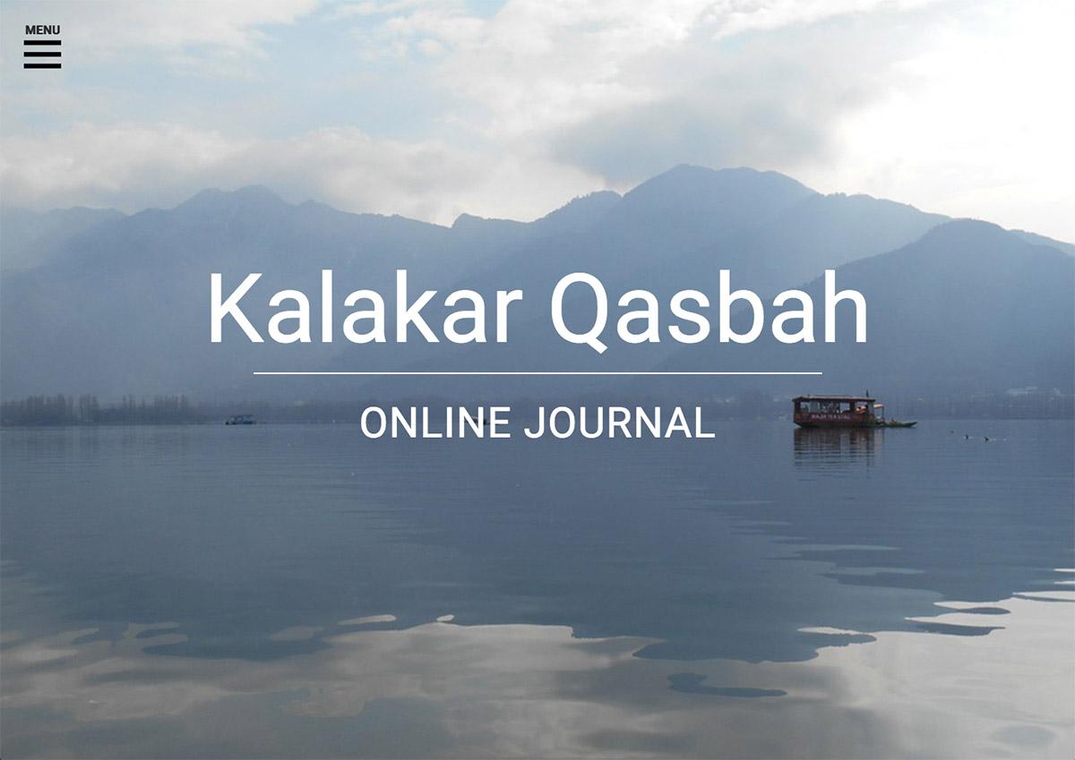 Kalakar Qasbah website